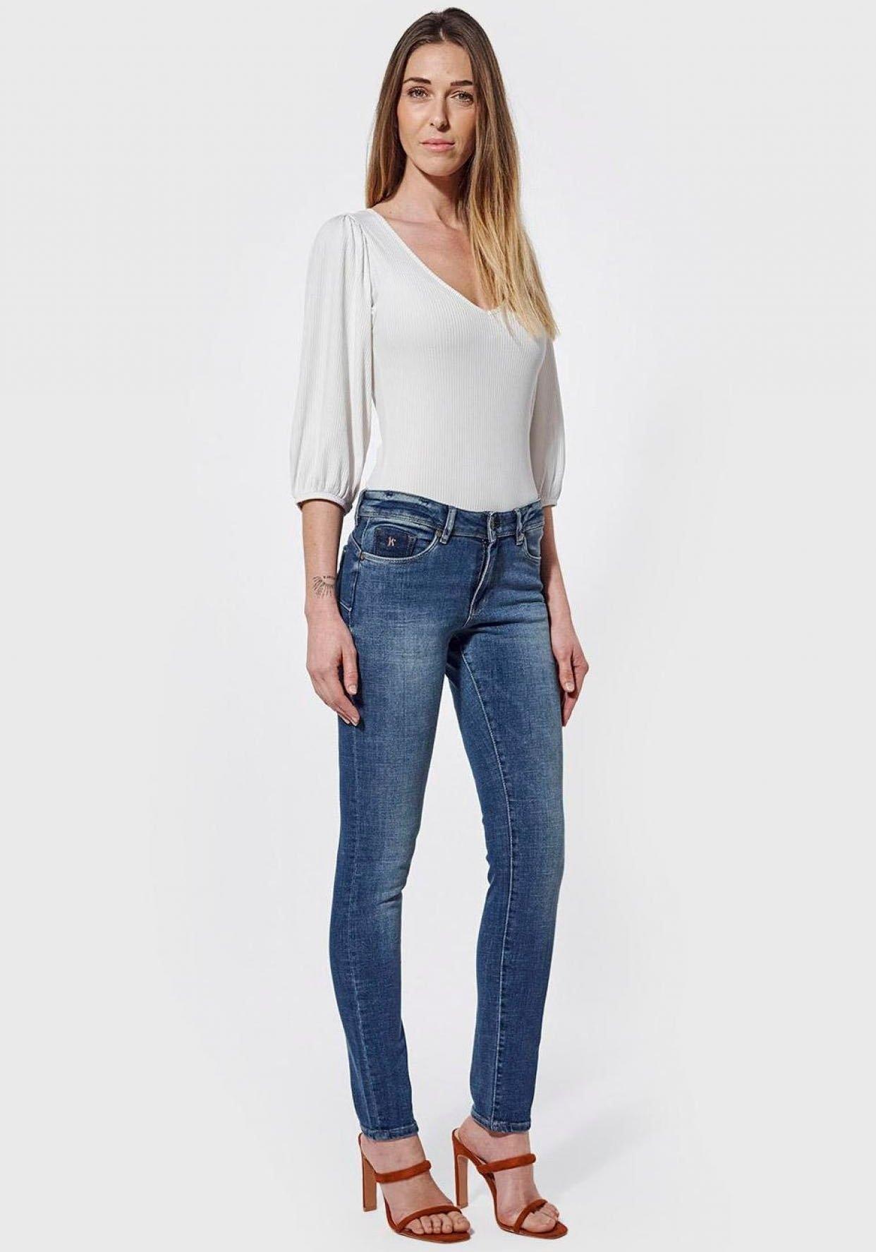 Kaporal slim fit jeans »FLORE« - verschillende betaalmethodes