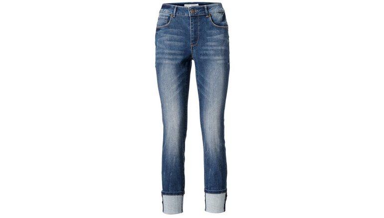 LINEA TESINI by Heine skinny fit jeans met push-up effect