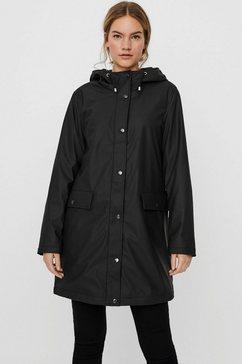 vero moda regenjas »vmasta« zwart