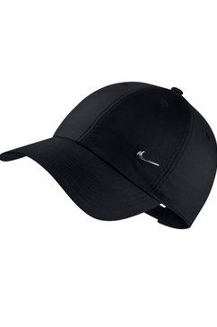 nike baseballcap »heritage86 cap« zwart