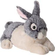 warmies thermokussen konijn voor de magnetron en de oven grijs