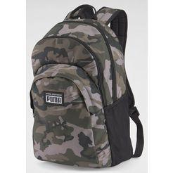 puma sportrugzak puma academy backpack groen