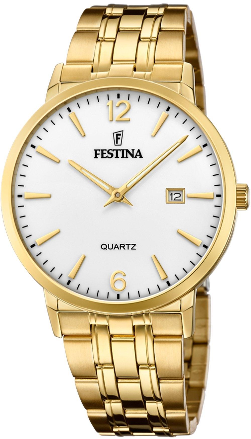 Festina kwartshorloge F20513/2 nu online kopen bij OTTO