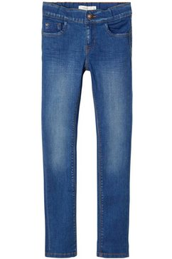 name it 5-pocketsjeans »polly« blauw
