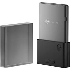 seagate »speichererweiterungskarte fuer xbox series x,s« geheugenkaart zwart