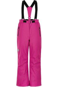 color kids skibroek roze