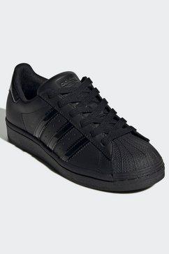 adidas originals sneakers »superstar j« zwart