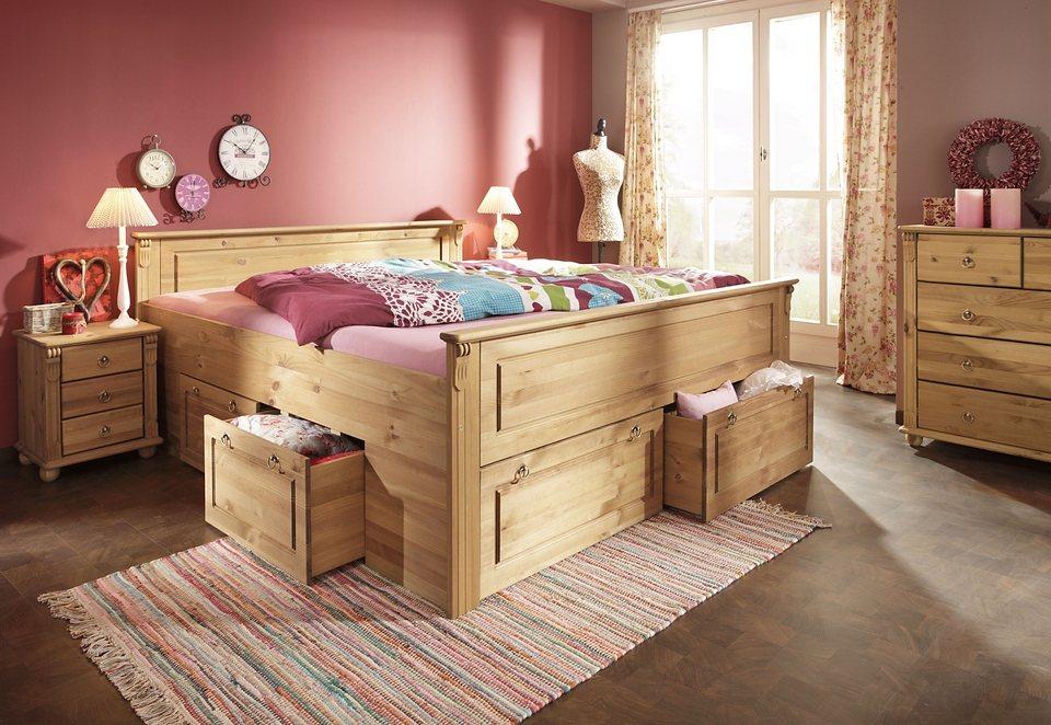 Complete slaapkamer OTTO kleurrijk