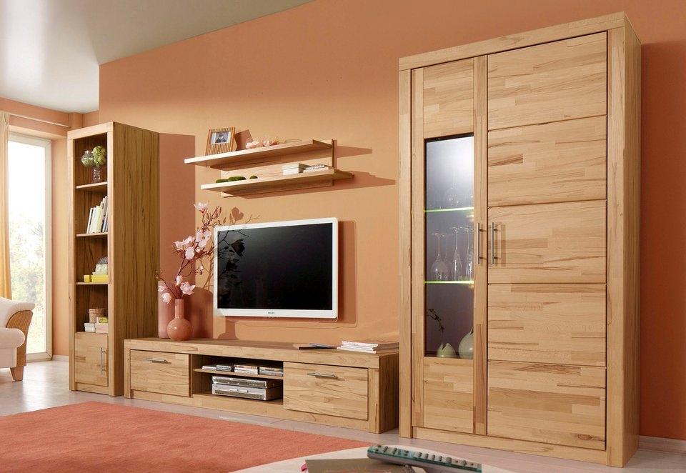 wandmeubel made in germany 4 delige set snel online gekocht otto. Black Bedroom Furniture Sets. Home Design Ideas