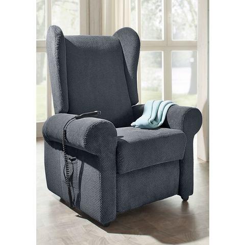 TV-fauteuil met stabiel houten onderstel