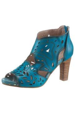 laura vita sandaaltjes »alcbaneo 120« blauw