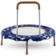 smartrike kindertrampoline ø: ca. 90 cm, blau