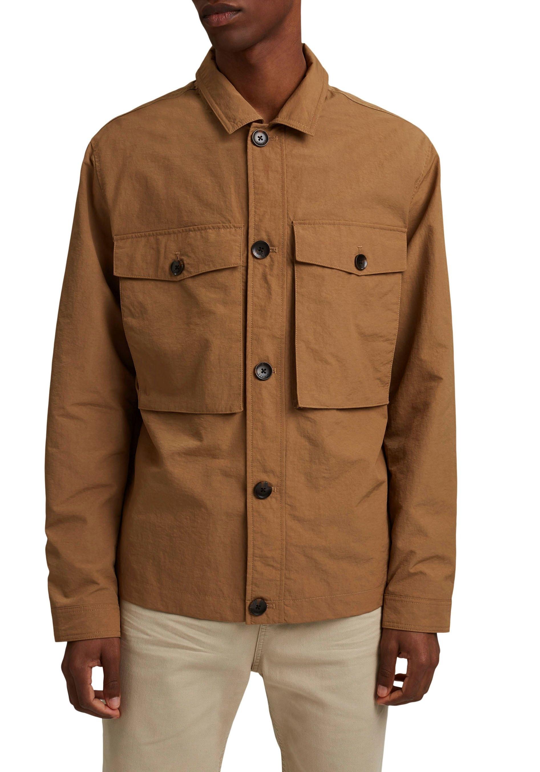 Esprit field-jacket met markante borstzakken nu online bestellen
