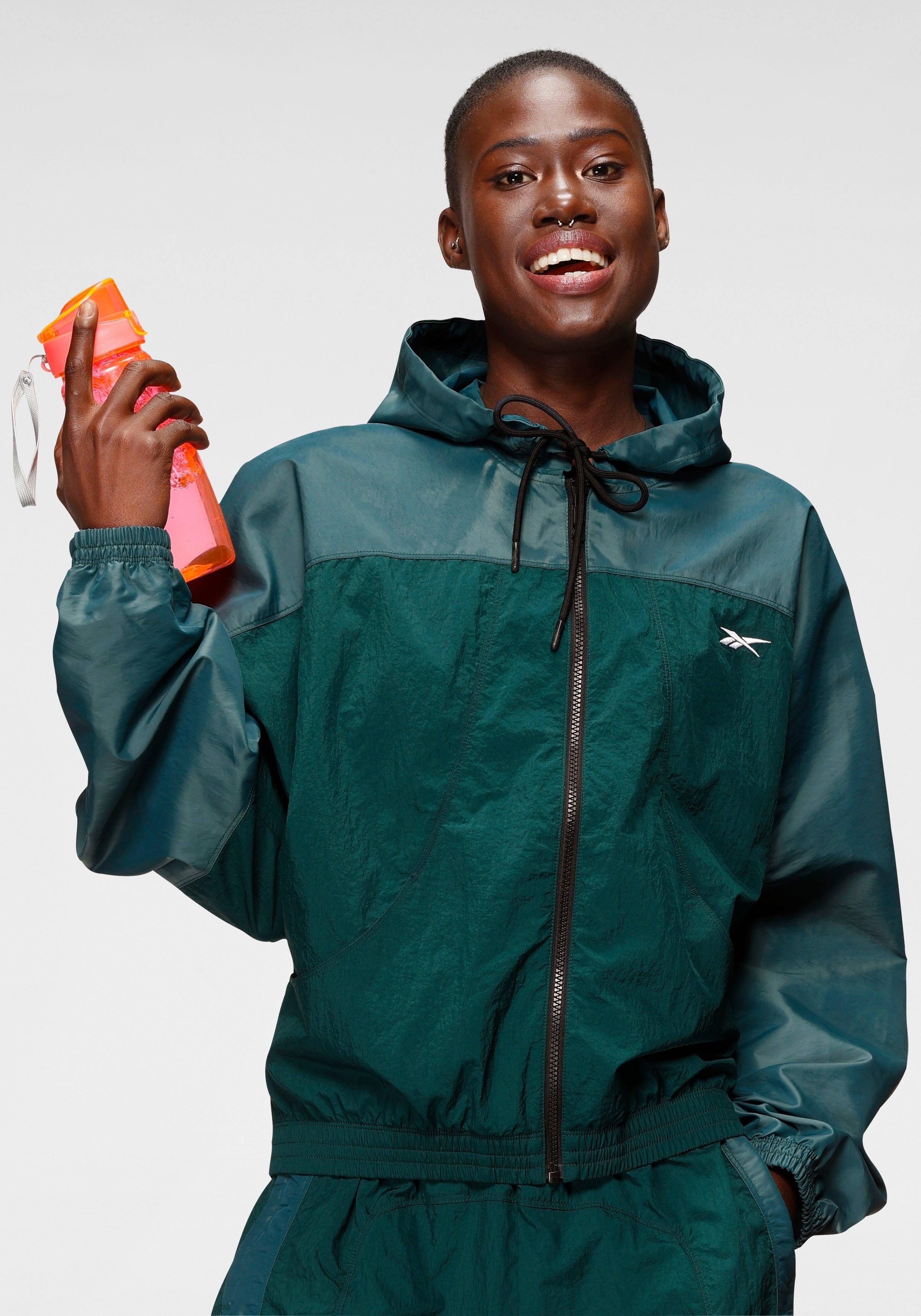 Reebok trainingsjack SH Q1 Woven Jacket voordelig en veilig online kopen
