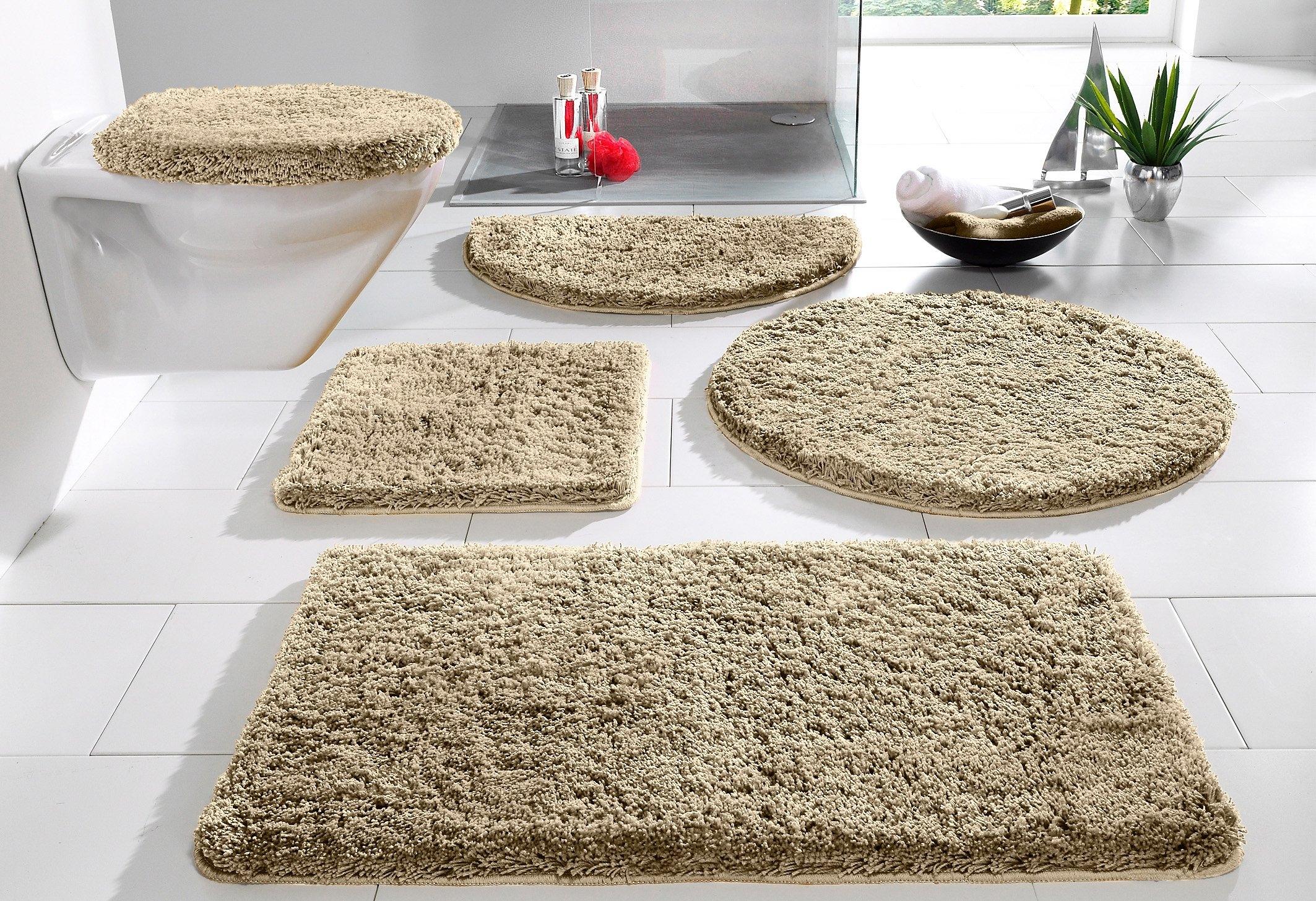 my home Badmat »Sanremo«, hoogte 30 mm, met antislip-coating, geschikt voor vloerverwarming goedkoop op otto.nl kopen