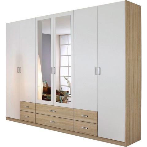 Kledingkasten RAUCH Garderobekast met kunststof oppervlak 294713