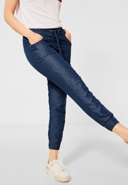 STREET ONE 7/8 jeans Middle waist - gratis ruilen op otto.nl