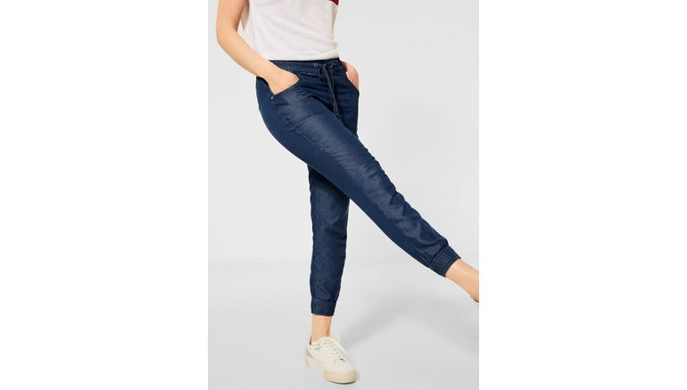 STREET ONE 7/8 jeans Middle waist