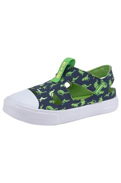 converse sandalen blauw