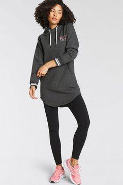 h.i.s joggingpak duurzaam van gecertificeerd biokatoen (met legging) grijs