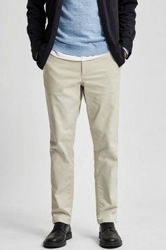 selected homme chino »straight-newparis flex pants« wit