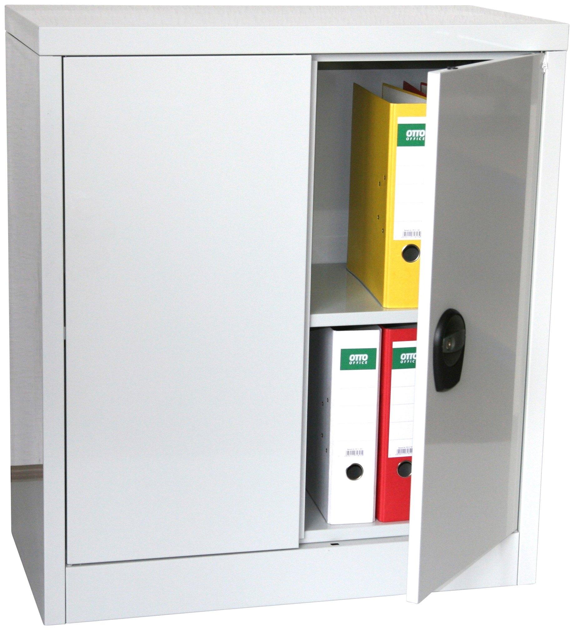 SZ Metall Stalen kast »lichtgrijs (RAL7035)« nu online kopen bij OTTO