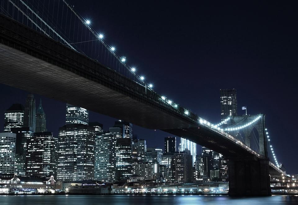 Op zoek naar een Home Affaire Fotobehang New York by night 272x198 cm? Koop online bij OTTO