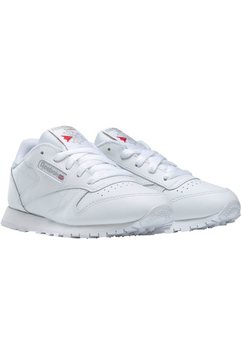 reebok classic sneakers classic leather uniseks wit