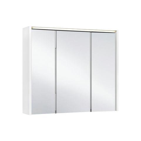 kast witte badkamer spiegelkast 69