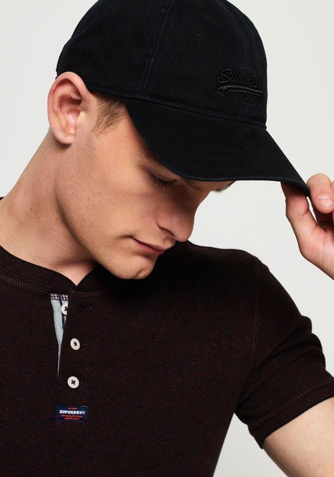 Superdry baseballcap Front met logoborduursel in de webshop van OTTO kopen