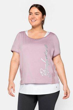 sheego 2-in-1-shirt