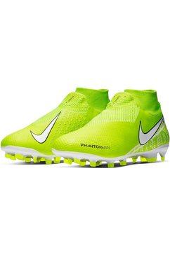 nike voetbalschoenen »phantom vision pro dynamic fit fg« geel