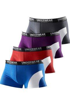 authentic underwear hipster (set van 4) multicolor