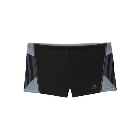 ADIDAS PERFORMANCE Zwemboxer in 3-strepen-look