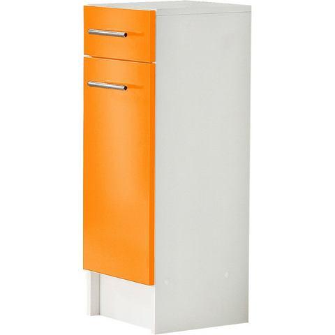 SCHILDMEYER Onderkast Sellin oranje badkamer onderkast 158
