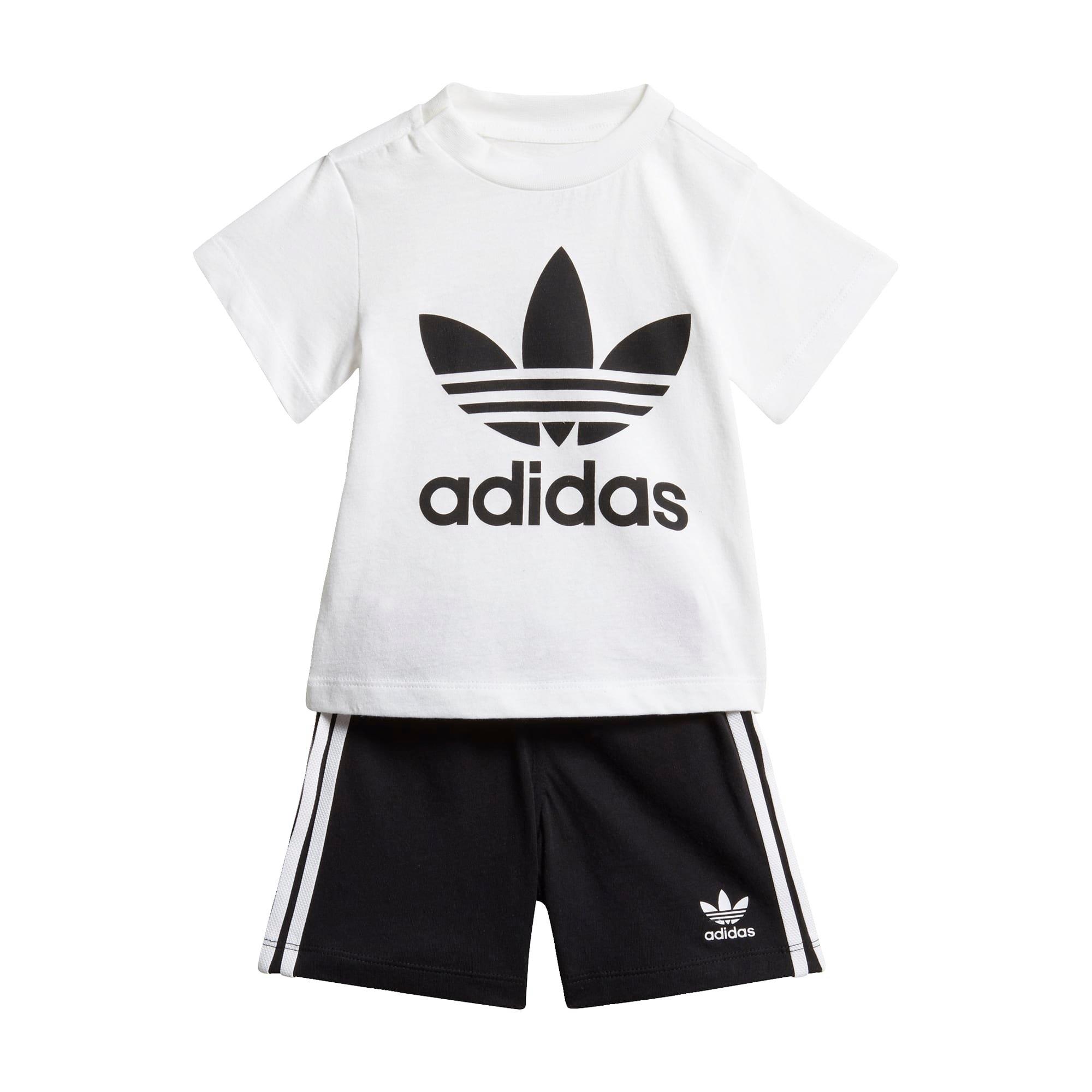 Op zoek naar een adidas Originals T-shirt & short SHORT TEE SET (set)? Koop online bij OTTO
