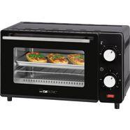 clatronic »mb 3746« mini-oven zwart