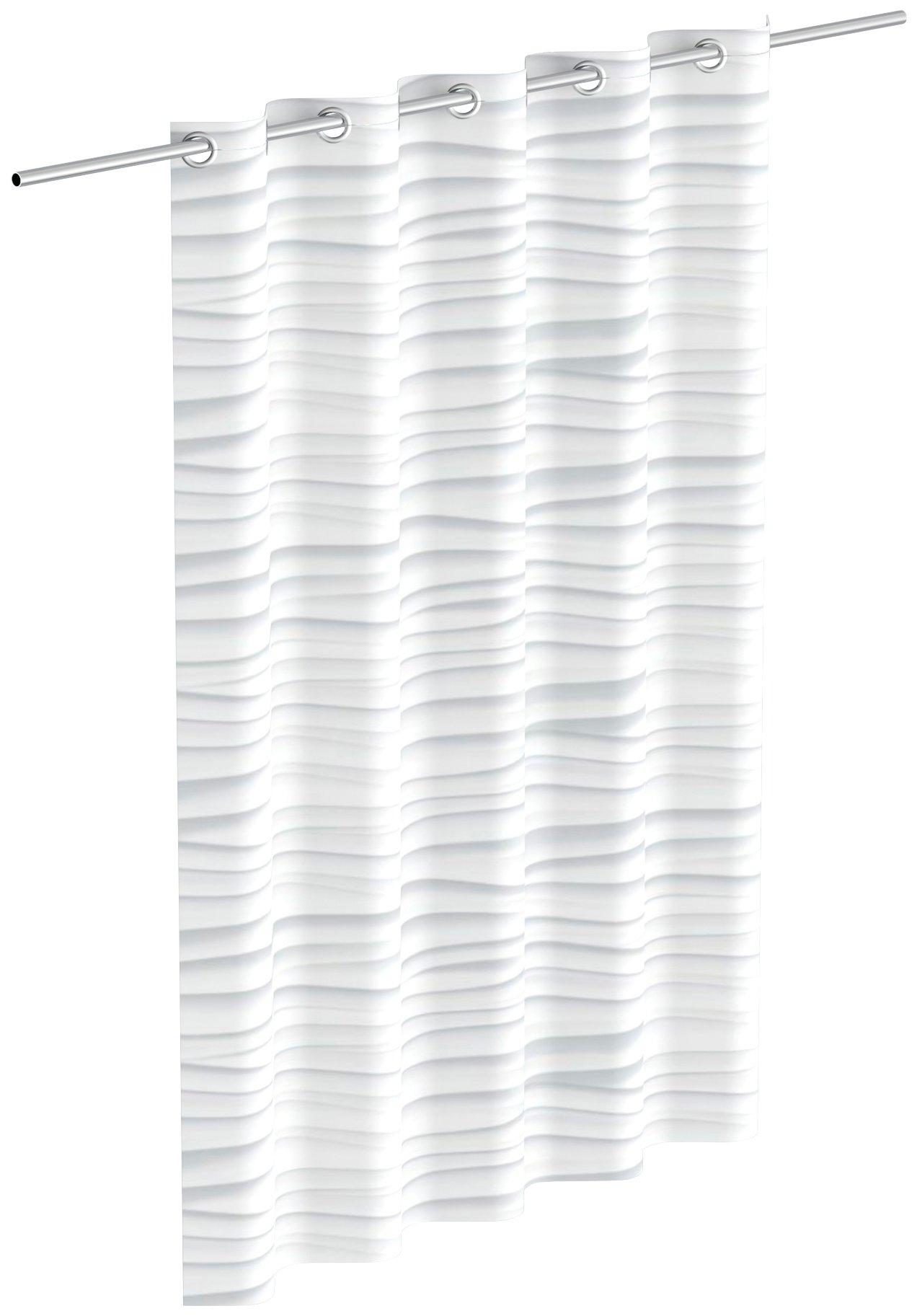 Eisl douchegordijn White wave in de webshop van OTTO kopen