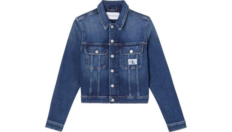 Calvin Klein jeansjack »CROPPED 90'S DENIM JACKET«