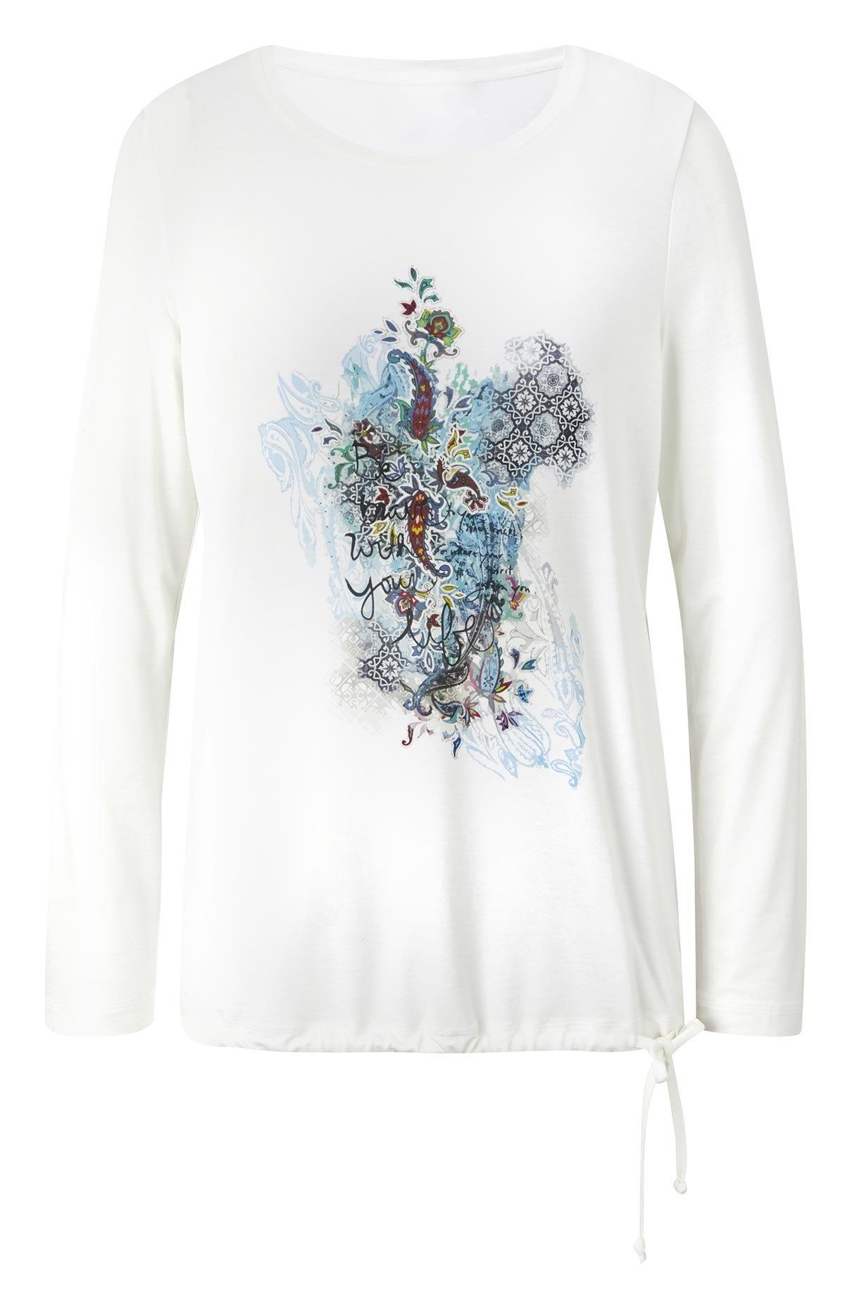 LINEA TESINI by Heine shirt met ronde hals - verschillende betaalmethodes