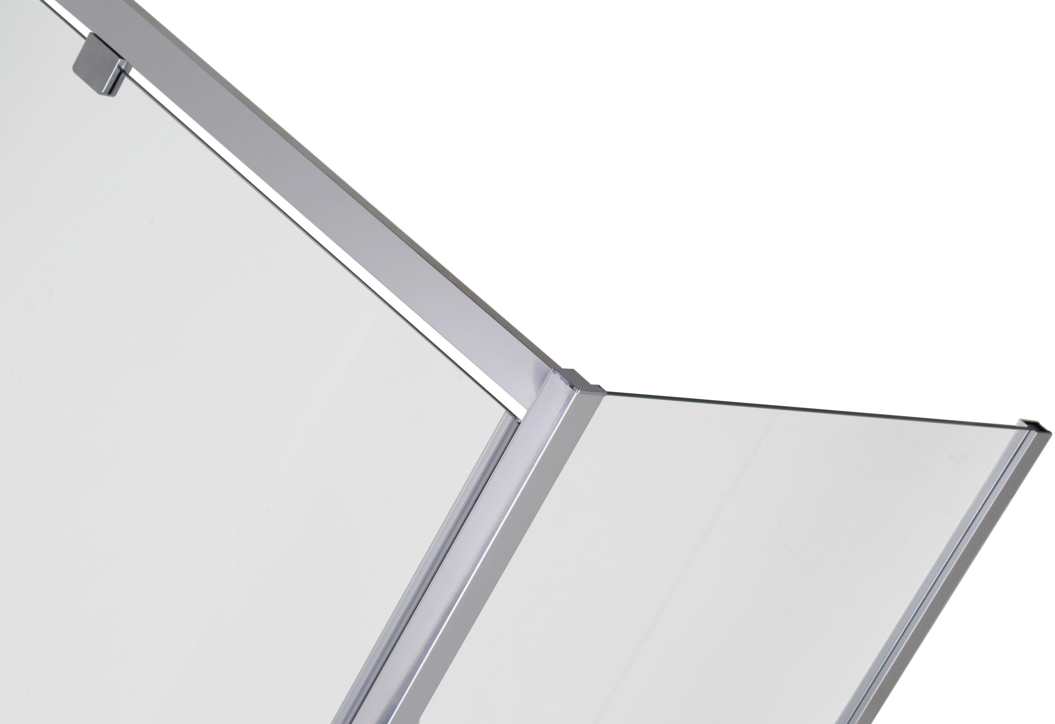 Sanotechnik draaideur »Elite«, draaideur voor douche, bxh: 88-92 x 195 cm in de webshop van OTTO kopen