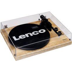 lenco platenspeler lbt-188 beige