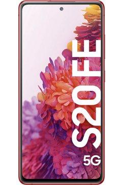 samsung smartphone galaxy s20 fe 5g rood