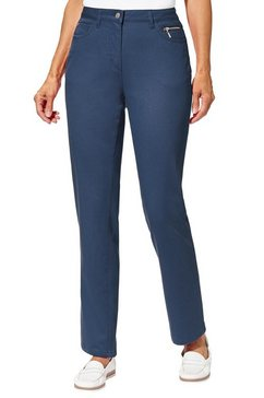 casual looks stretch jeans blauw