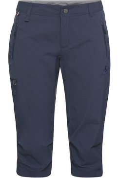 odlo functionele broek wedgemount blauw