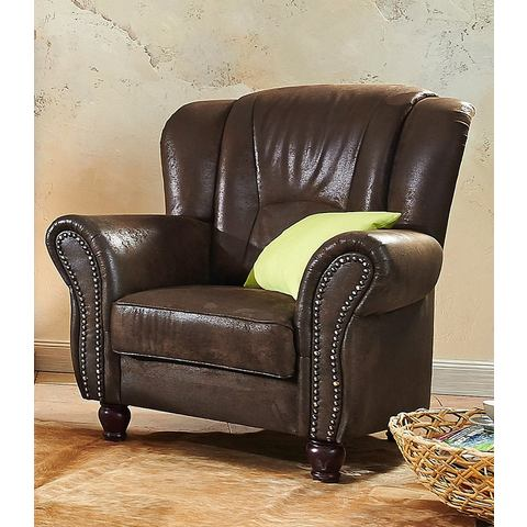 HOME AFFAIRE Fauteuil BigBy