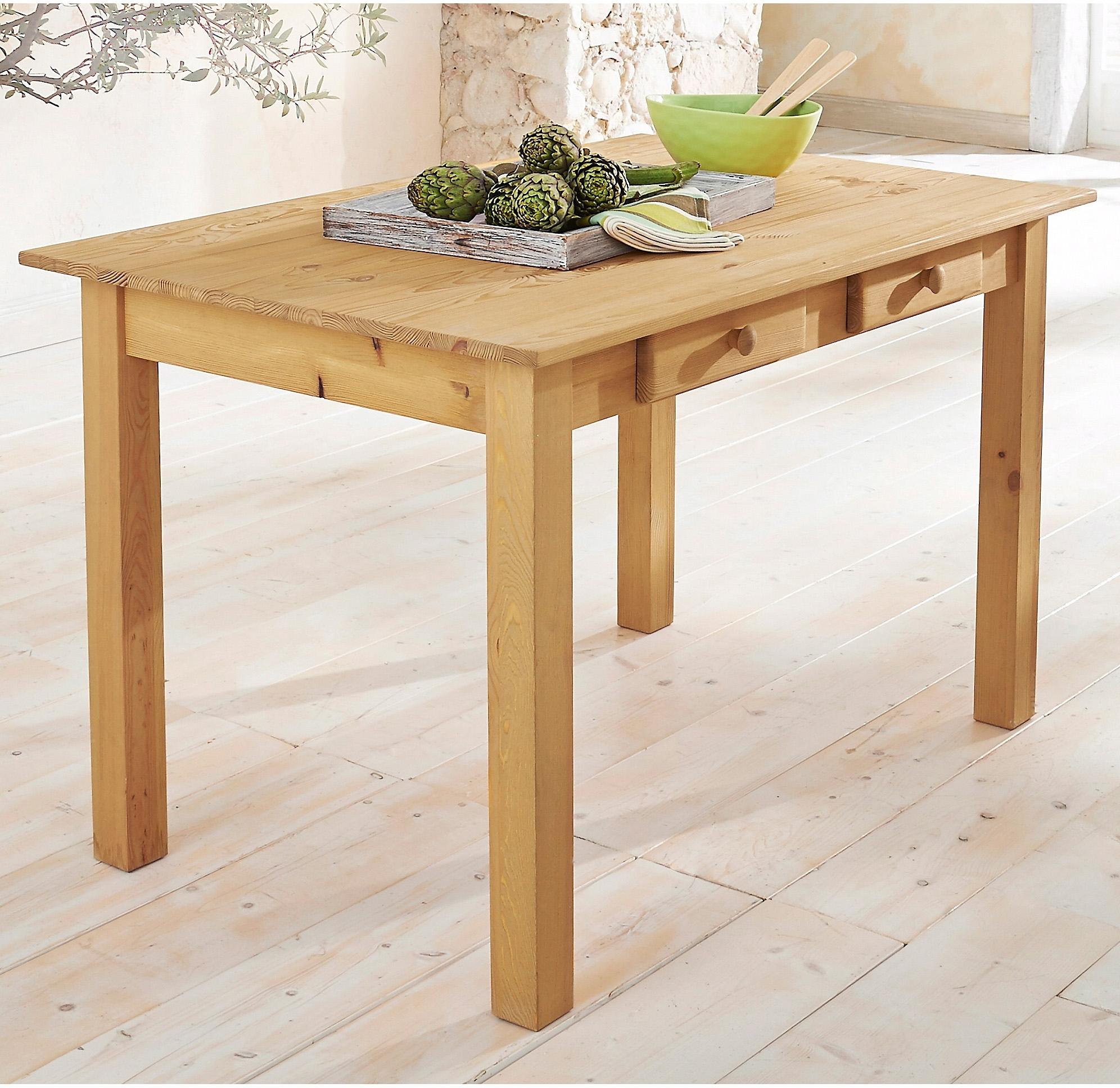 Home Affaire Eettafel van massief FSC-grenenhout bij OTTO online kopen