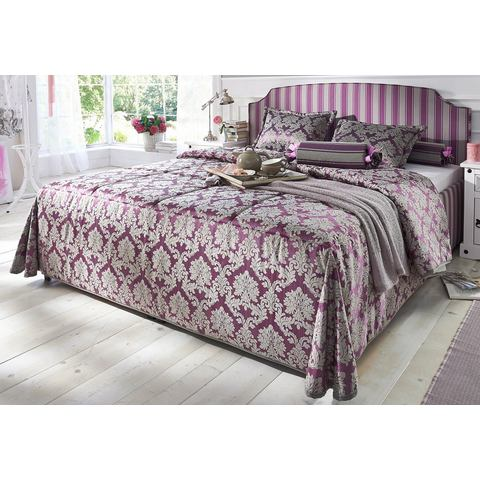 HOME AFFAIRE Bed Avalon paars paars Home Affaire 625697