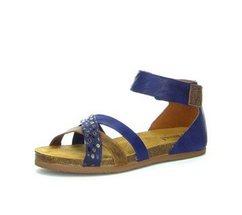 think! sandalen blauw