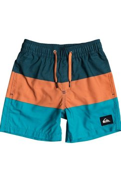 "quiksilver boardshort »magic 12""« blauw"